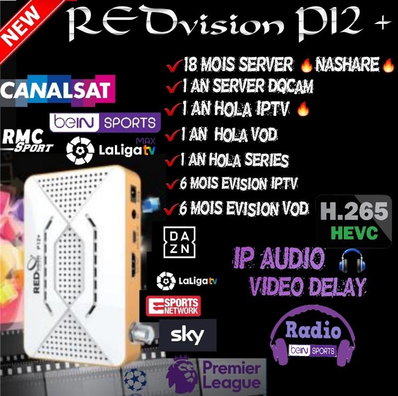تحديث جديد ل REDvision P12 Plus - إضاقة الترجمة الفورية