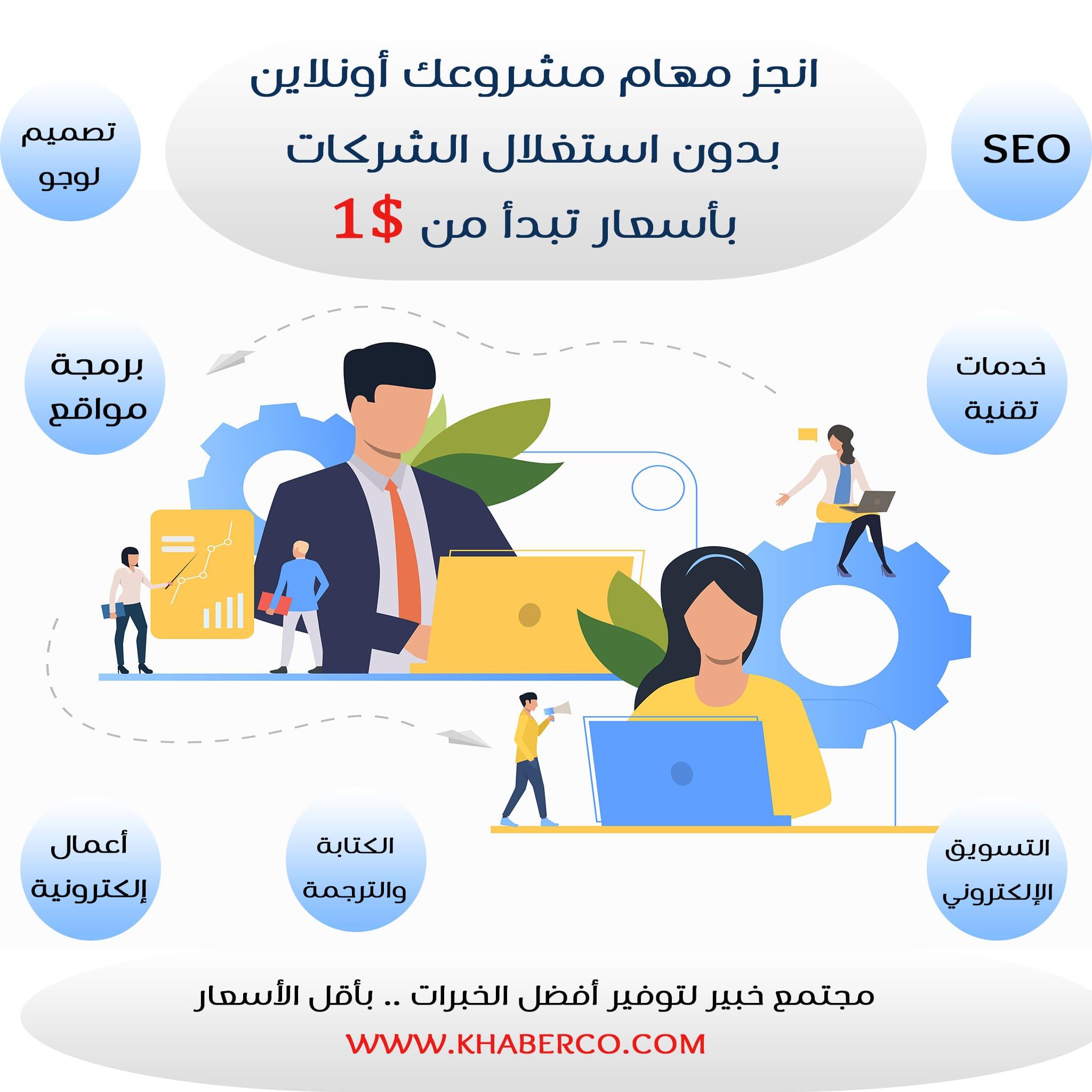 العمل الحر علي الإنترنت ومميزاته وكيفية الحصول عليه P_1434q7c631